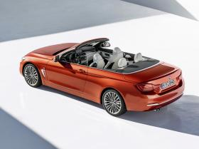 Fotos de BMW Serie 4 Cabrio Luxury Line 2017