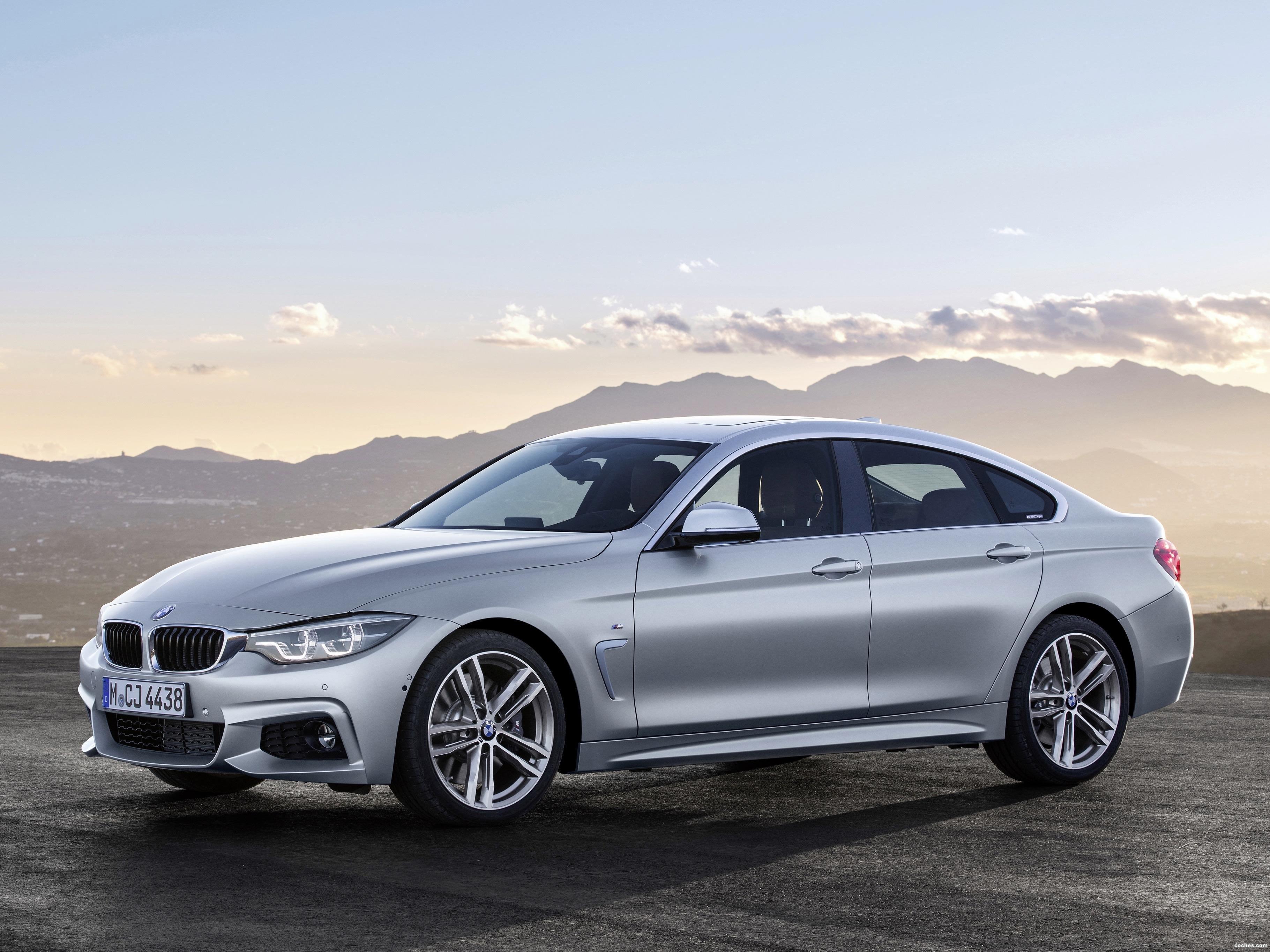 Foto 0 de BMW Serie 4 M Sport Gran Coupe 2017