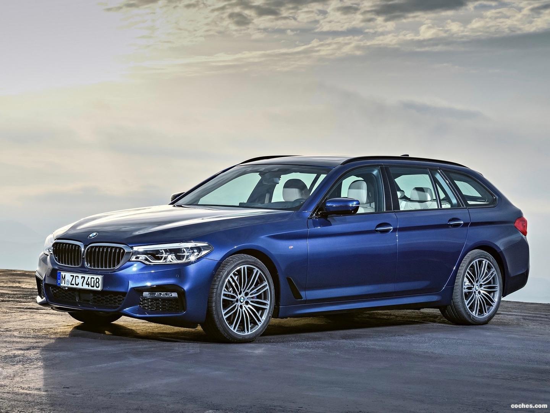 Foto 0 de BMW Serie 5 Touring 2017