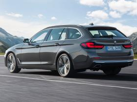 Ver foto 42 de BMW Serie 5 Touring 530i 2020
