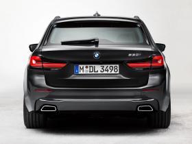 Ver foto 11 de BMW Serie 5 Touring 530i 2020