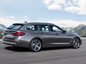 Ver foto 14 de BMW Serie 5 Touring 530i 2020