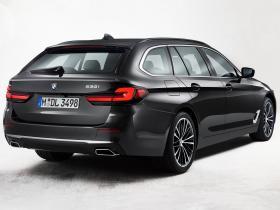 Ver foto 4 de BMW Serie 5 Touring 530i 2020