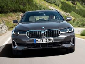 Ver foto 17 de BMW Serie 5 Touring 530i 2020