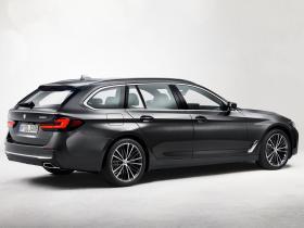 Ver foto 3 de BMW Serie 5 Touring 530i 2020