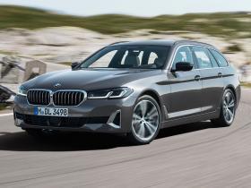 Ver foto 2 de BMW Serie 5 Touring 530i 2020