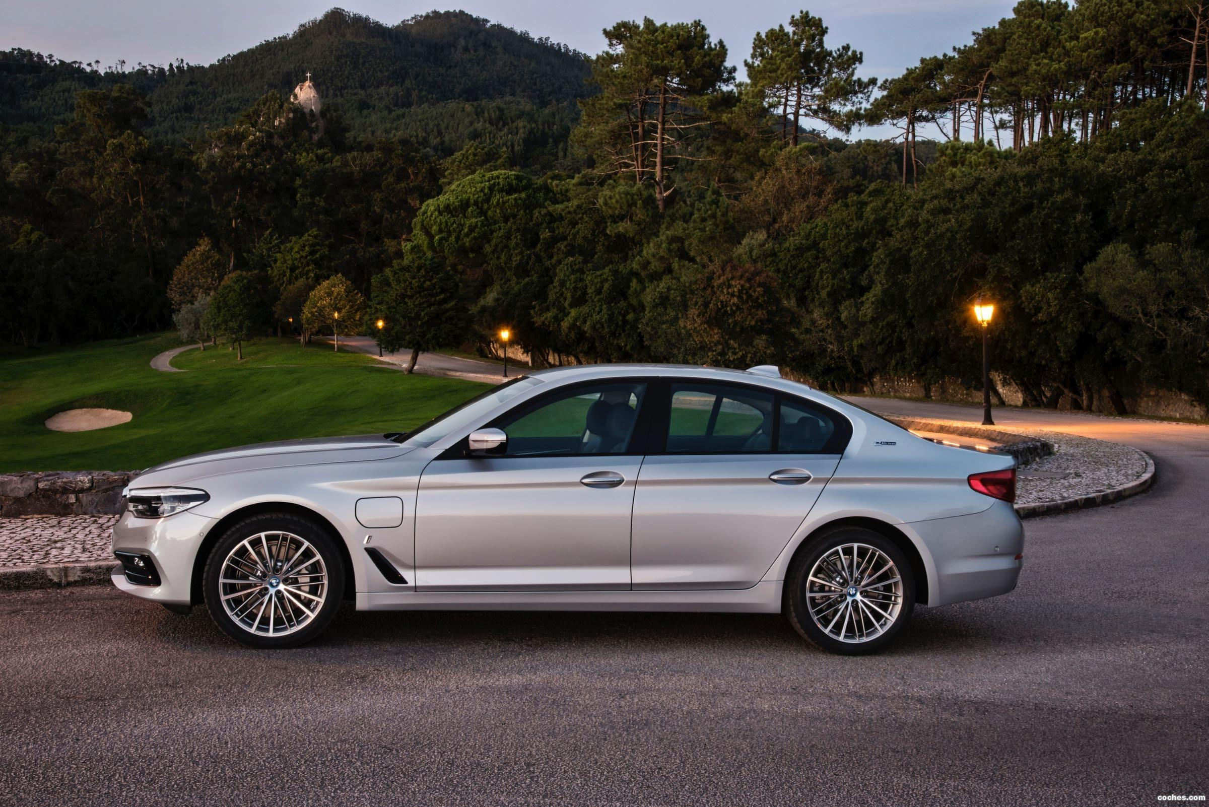 Foto 24 de BMW Serie 5 530e G30 2017