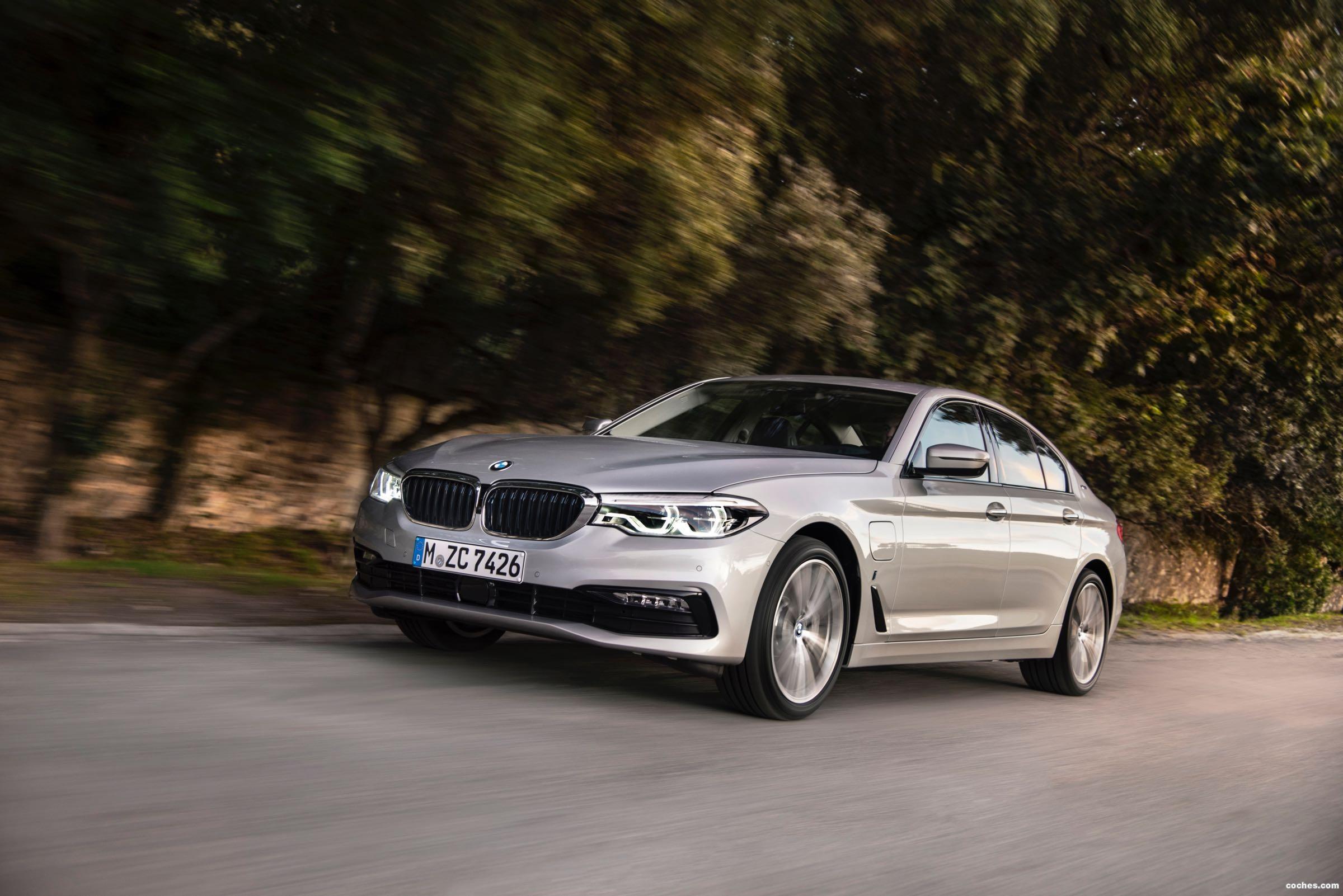 Foto 9 de BMW Serie 5 530e G30 2017