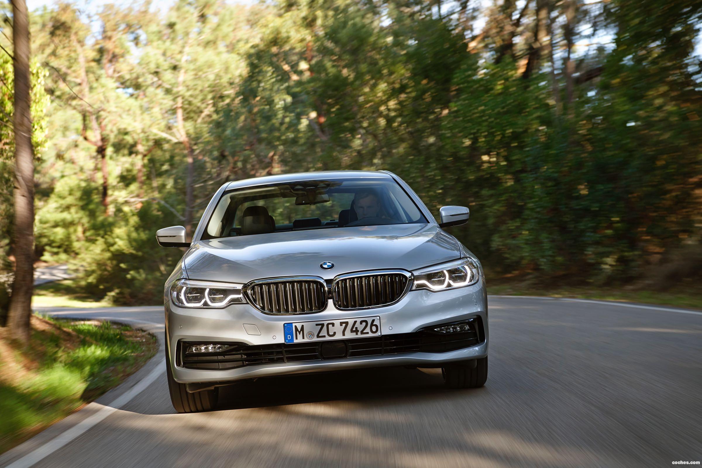 Foto 22 de BMW Serie 5 530e G30 2017