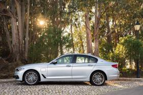 Ver foto 21 de BMW Serie 5 530e G30 2017