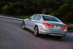 Ver foto 24 de BMW Serie 5 530e G30 2017