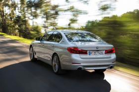 Ver foto 11 de BMW Serie 5 530e G30 2017