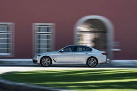 Ver foto 9 de BMW Serie 5 530e G30 2017