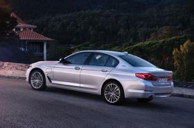 Ver foto 13 de BMW Serie 5 530e G30 2017