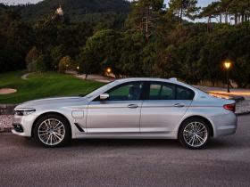 Ver foto 20 de BMW Serie 5 530e G30 2017