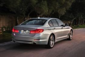 Ver foto 12 de BMW Serie 5 530e G30 2017