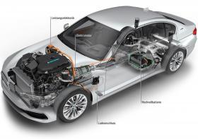 Ver foto 5 de BMW Serie 5 530e G30 2017
