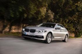 Ver foto 10 de BMW Serie 5 530e G30 2017