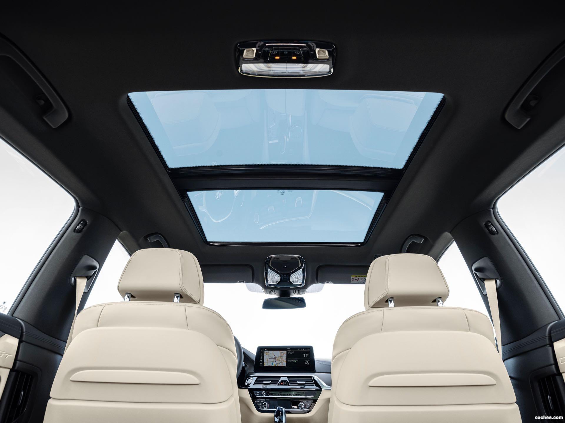 Foto 12 de BMW 640i xDrive Gran Turismo M Sport (G32) 2020
