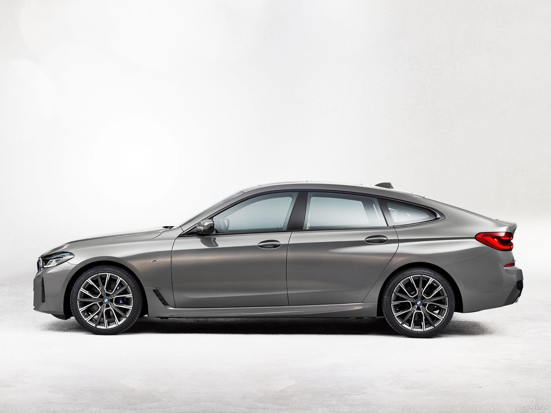 Foto 4 de BMW 640i xDrive Gran Turismo M Sport (G32) 2020