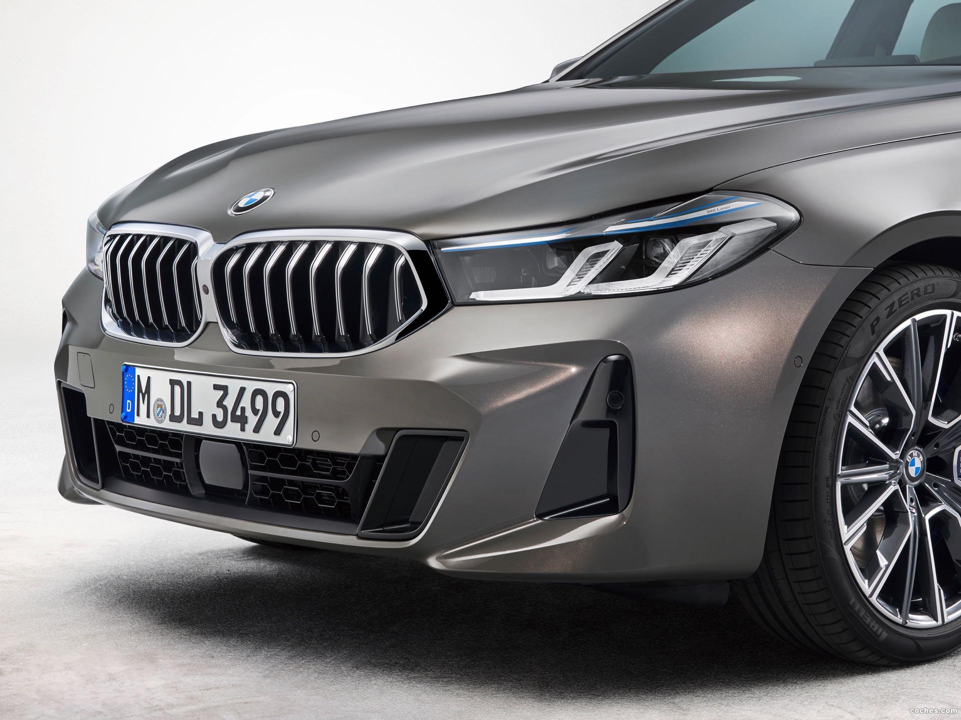 Foto 1 de BMW 640i xDrive Gran Turismo M Sport (G32) 2020