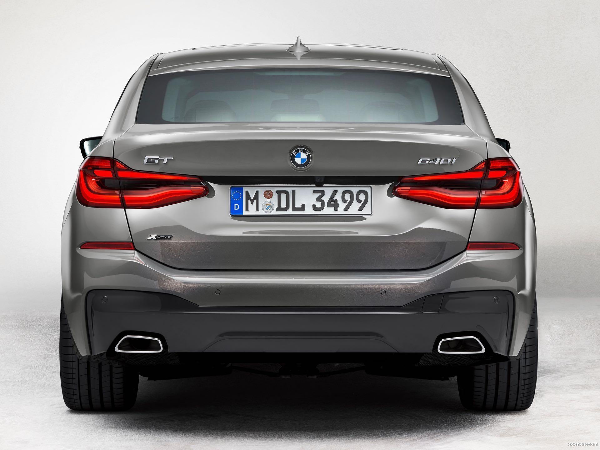 Foto 16 de BMW 640i xDrive Gran Turismo M Sport (G32) 2020