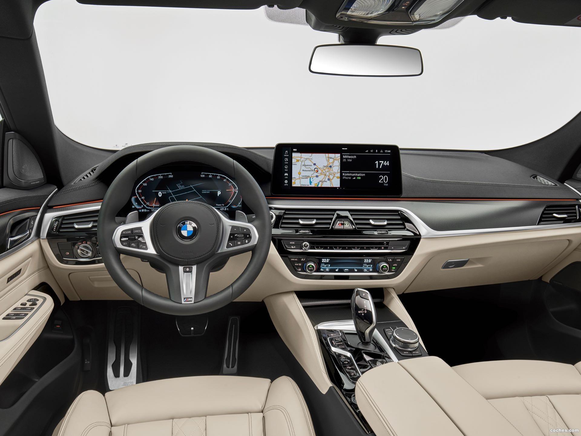 Foto 21 de BMW 640i xDrive Gran Turismo M Sport (G32) 2020