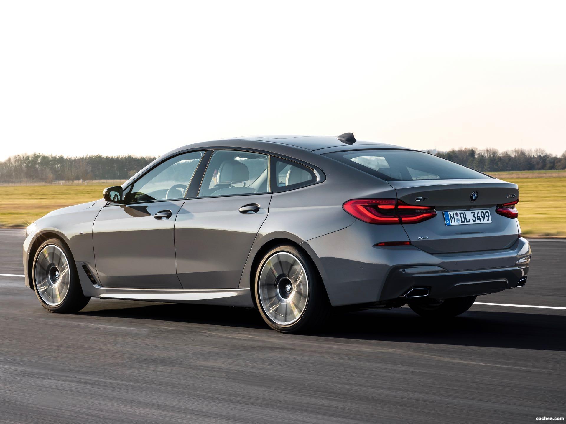 Foto 13 de BMW 640i xDrive Gran Turismo M Sport (G32) 2020