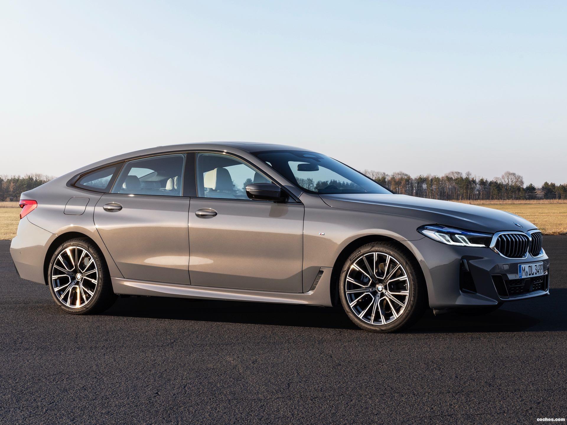 Foto 26 de BMW 640i xDrive Gran Turismo M Sport (G32) 2020