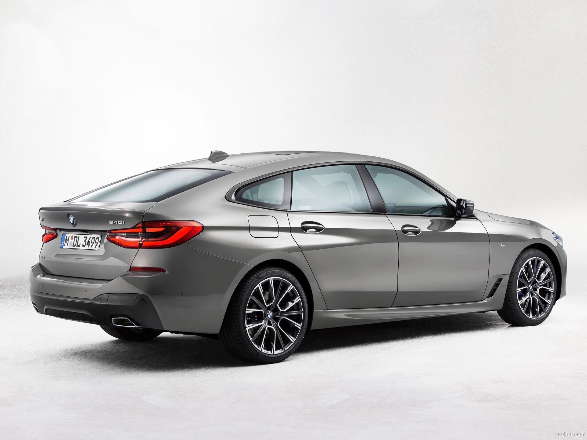 Foto 9 de BMW 640i xDrive Gran Turismo M Sport (G32) 2020
