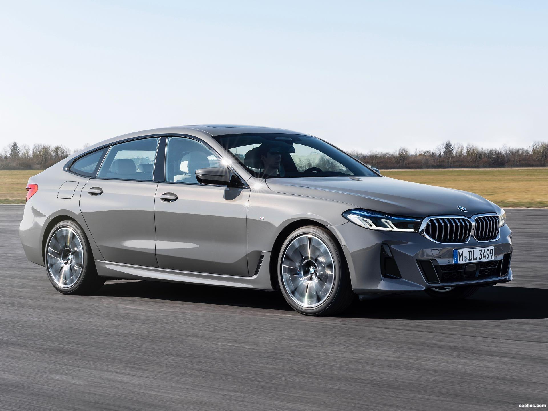 Foto 25 de BMW 640i xDrive Gran Turismo M Sport (G32) 2020