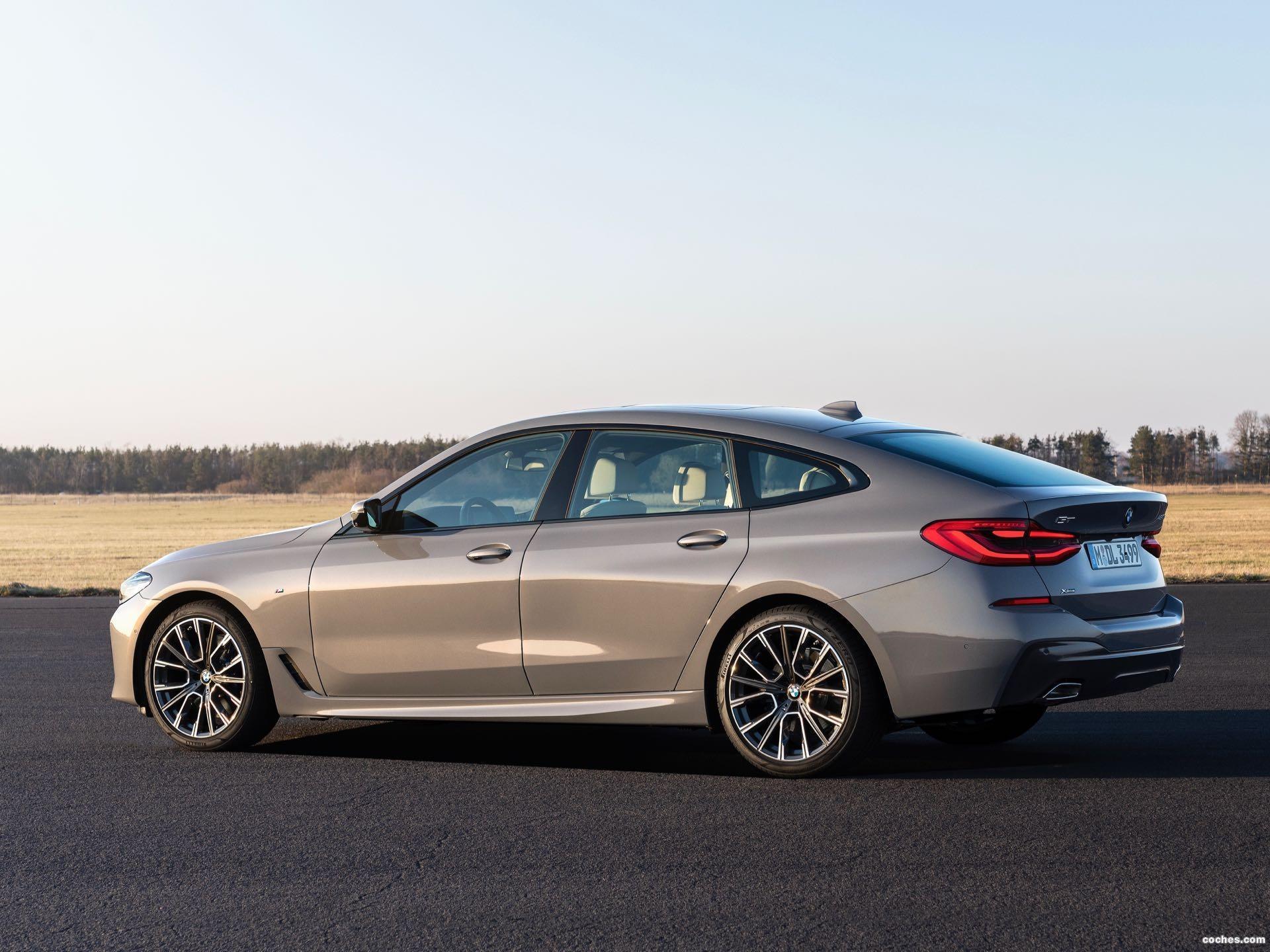 Foto 27 de BMW 640i xDrive Gran Turismo M Sport (G32) 2020
