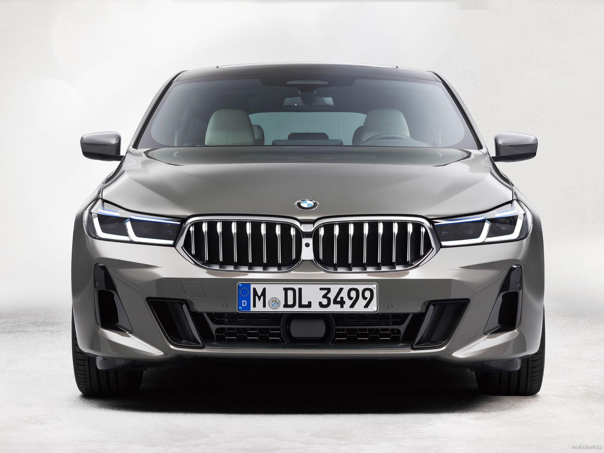 Foto 7 de BMW 640i xDrive Gran Turismo M Sport (G32) 2020
