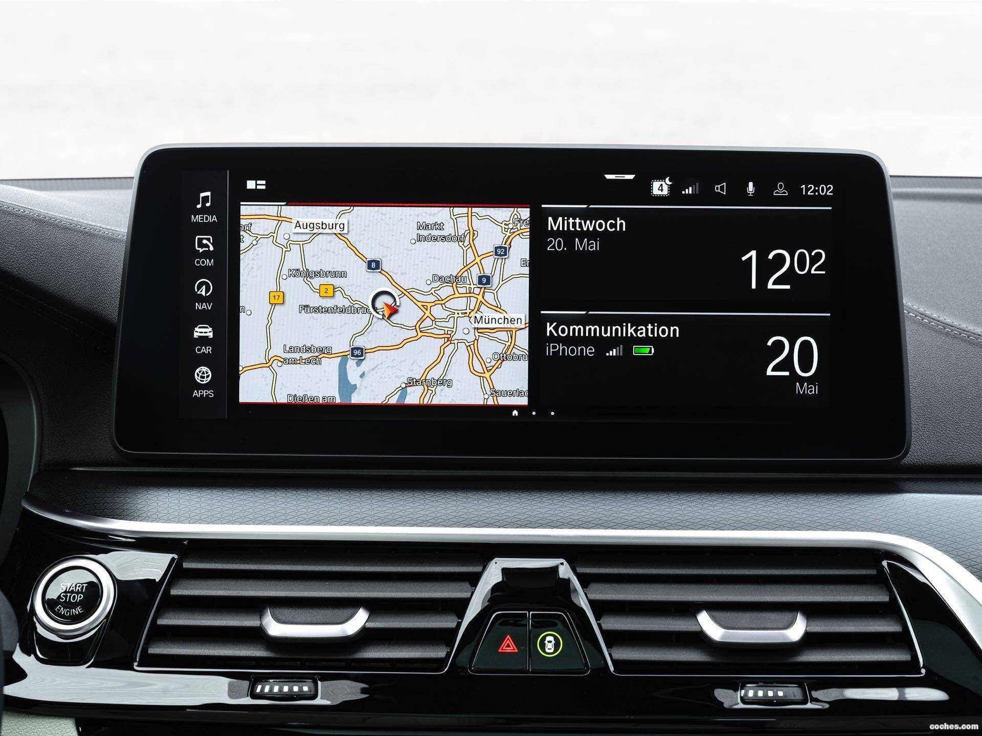 Foto 28 de BMW 640i xDrive Gran Turismo M Sport (G32) 2020