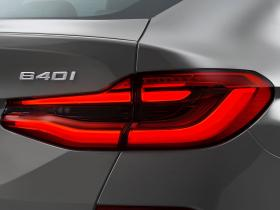 Ver foto 6 de BMW 640i xDrive Gran Turismo M Sport (G32) 2020