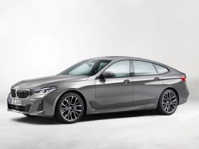 Ver foto 3 de BMW 640i xDrive Gran Turismo M Sport (G32) 2020
