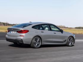 Ver foto 25 de BMW 640i xDrive Gran Turismo M Sport (G32) 2020