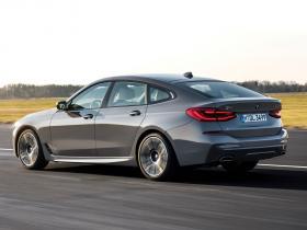 Ver foto 14 de BMW 640i xDrive Gran Turismo M Sport (G32) 2020