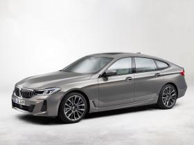 Ver foto 1 de BMW 640i xDrive Gran Turismo M Sport (G32) 2020