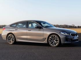 Ver foto 27 de BMW 640i xDrive Gran Turismo M Sport (G32) 2020