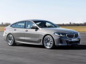 Ver foto 26 de BMW 640i xDrive Gran Turismo M Sport (G32) 2020