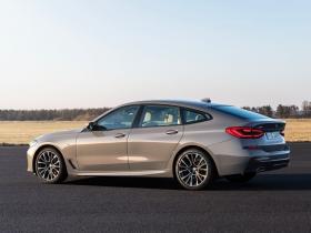 Ver foto 28 de BMW 640i xDrive Gran Turismo M Sport (G32) 2020