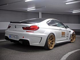 Ver foto 2 de BMW Serie 6 650i Coupe M & D Exclusive Cardesign F13 2014