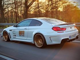 Ver foto 3 de BMW Serie 6 650i Coupe M & D Exclusive Cardesign F13 2014