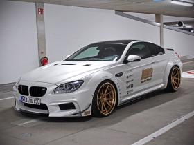 Ver foto 4 de BMW Serie 6 650i Coupe M & D Exclusive Cardesign F13 2014