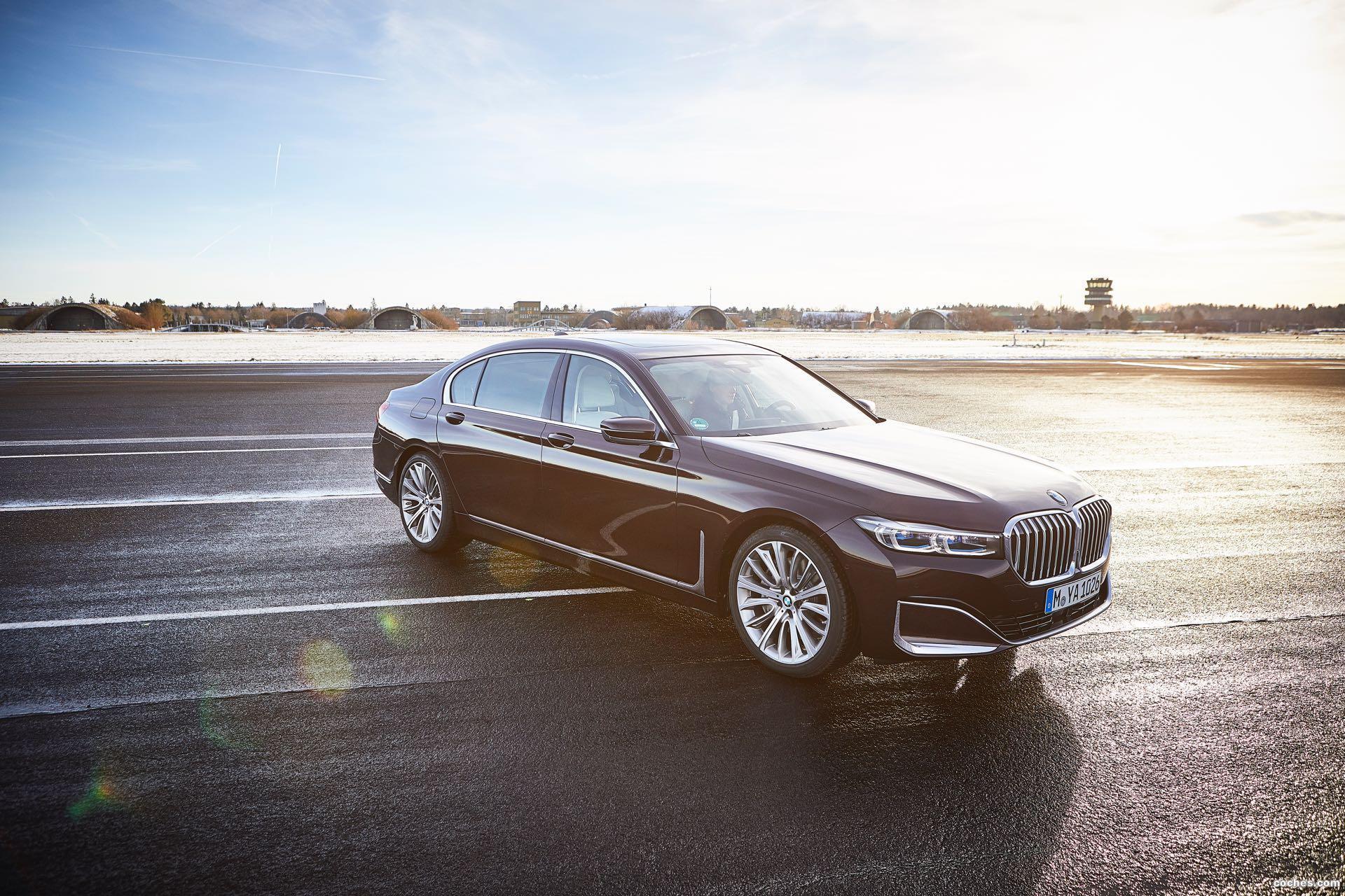 Foto 3 de BMW Serie 7 745 Le 2019