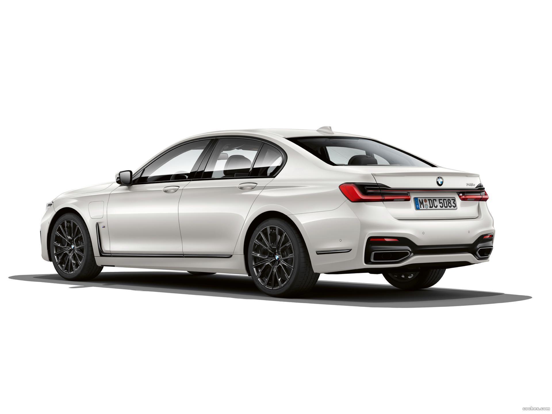 Foto 2 de BMW Serie 7 745e M Sport 2019
