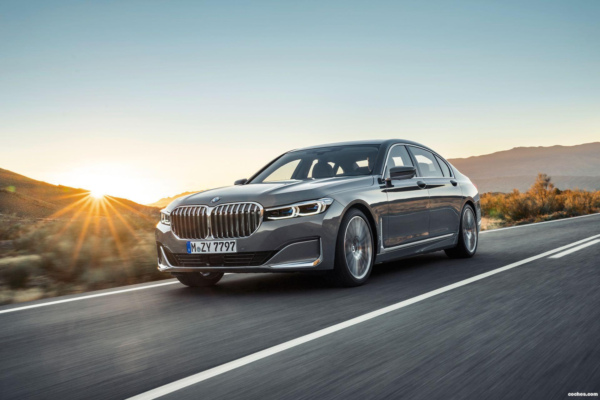 Foto 40 de BMW Serie 7 750Li xDrive 2019