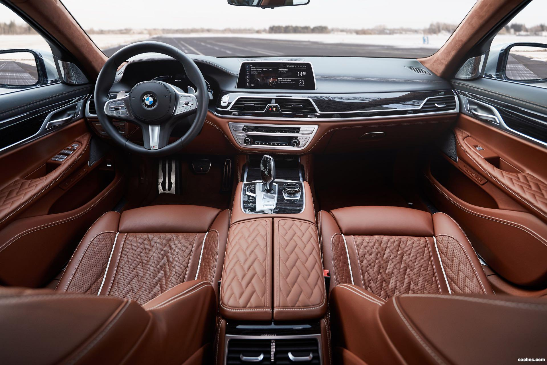 Foto 15 de BMW Serie 7 745 Le 2019