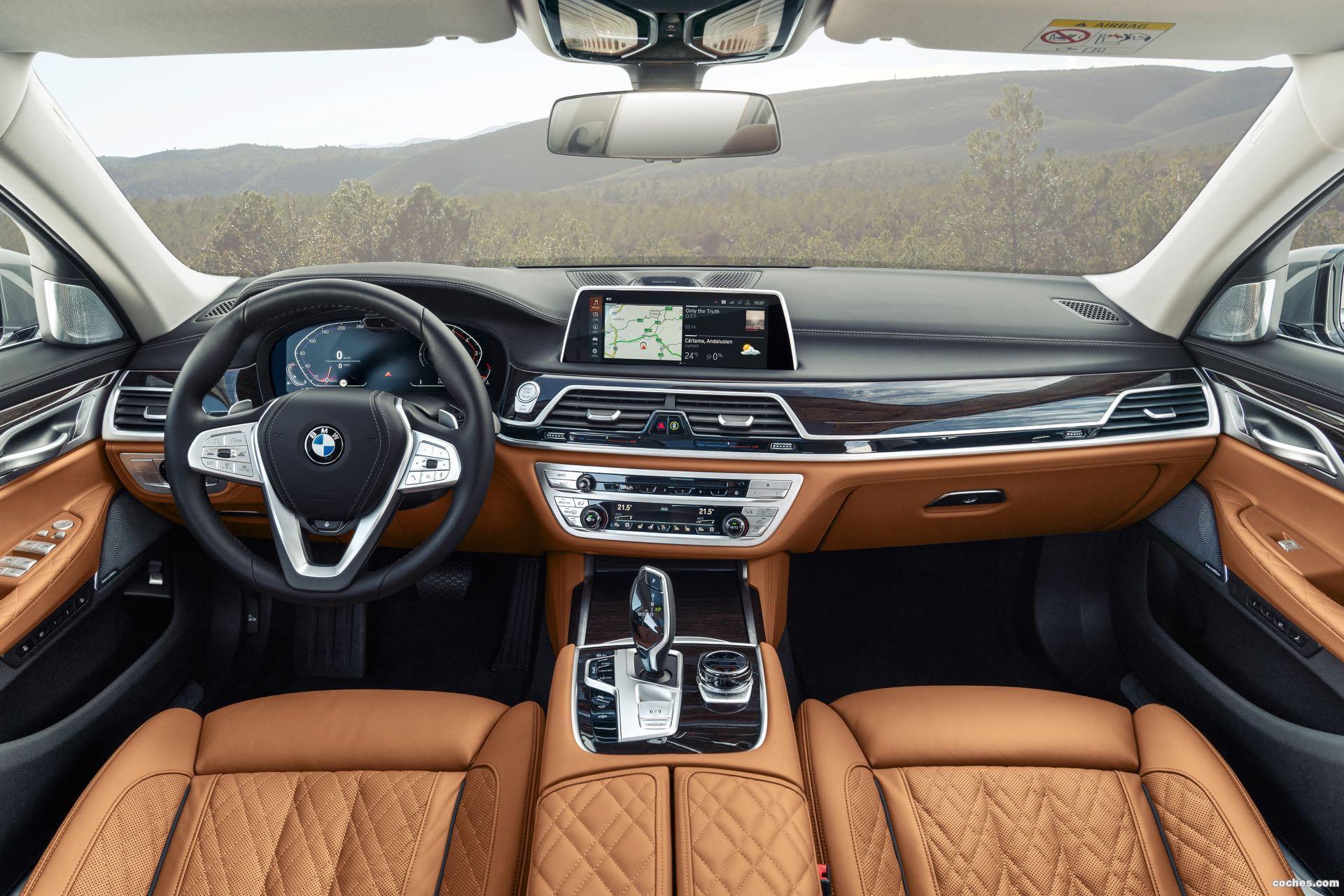 Foto 78 de BMW Serie 7 750Li xDrive 2019